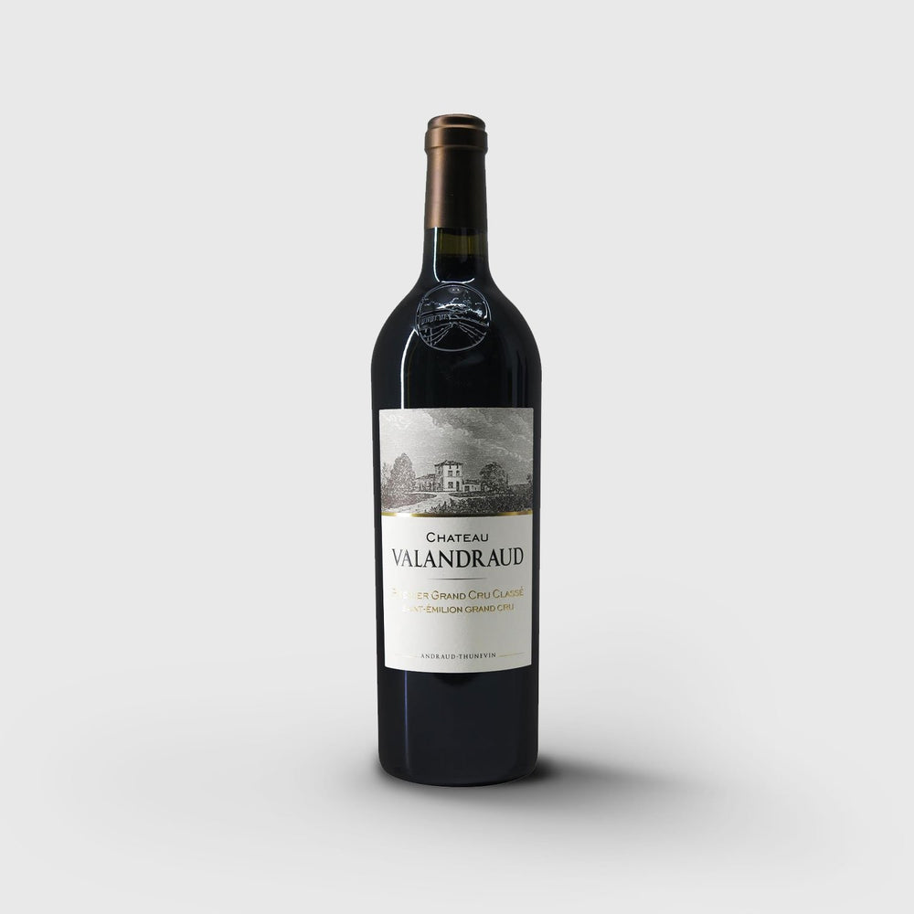 Chateau Valandraud 2012 - Case of 12 Bottles (75cl)