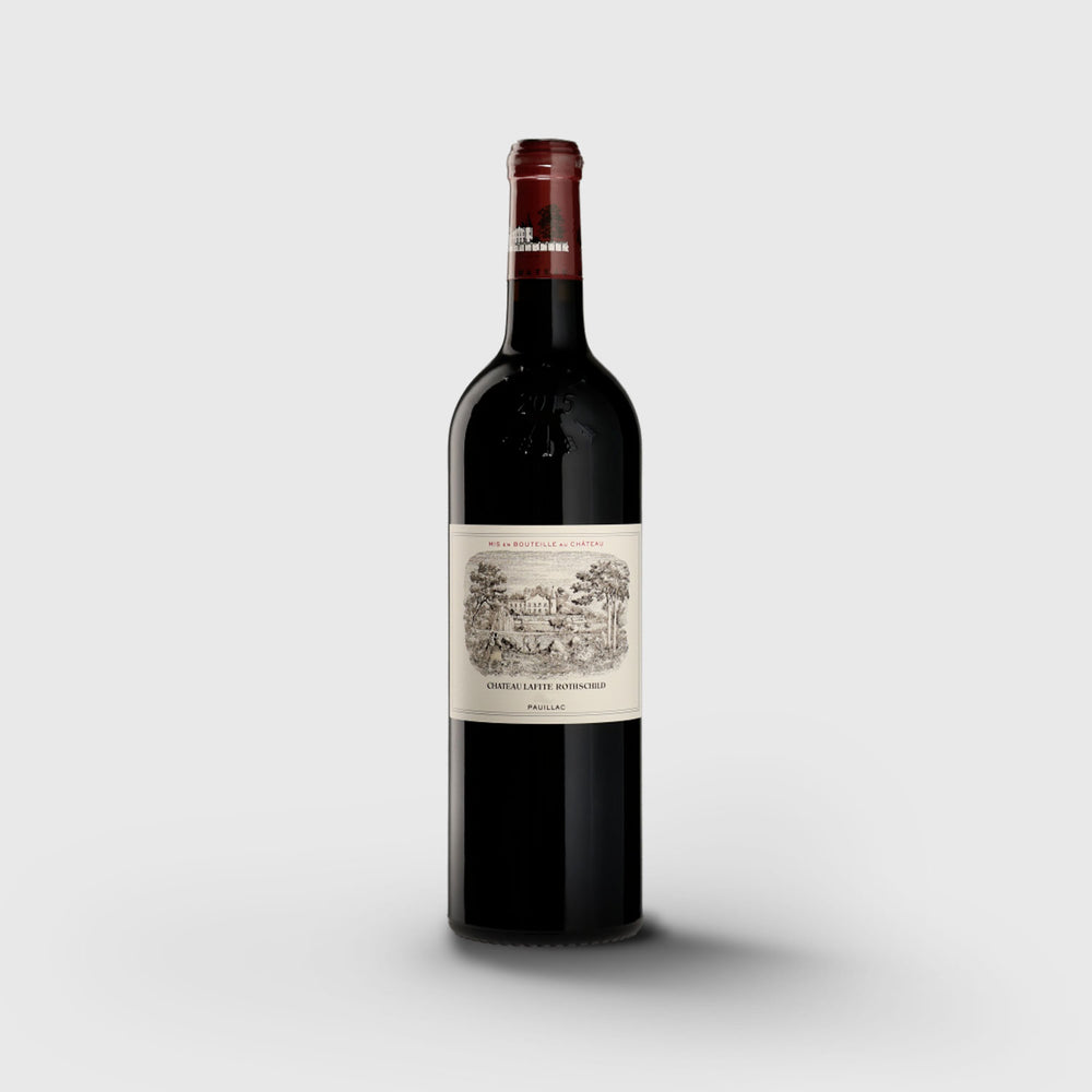Chateau Lafite Rothschild 2015 - Case of 6 Bottles (75cl)