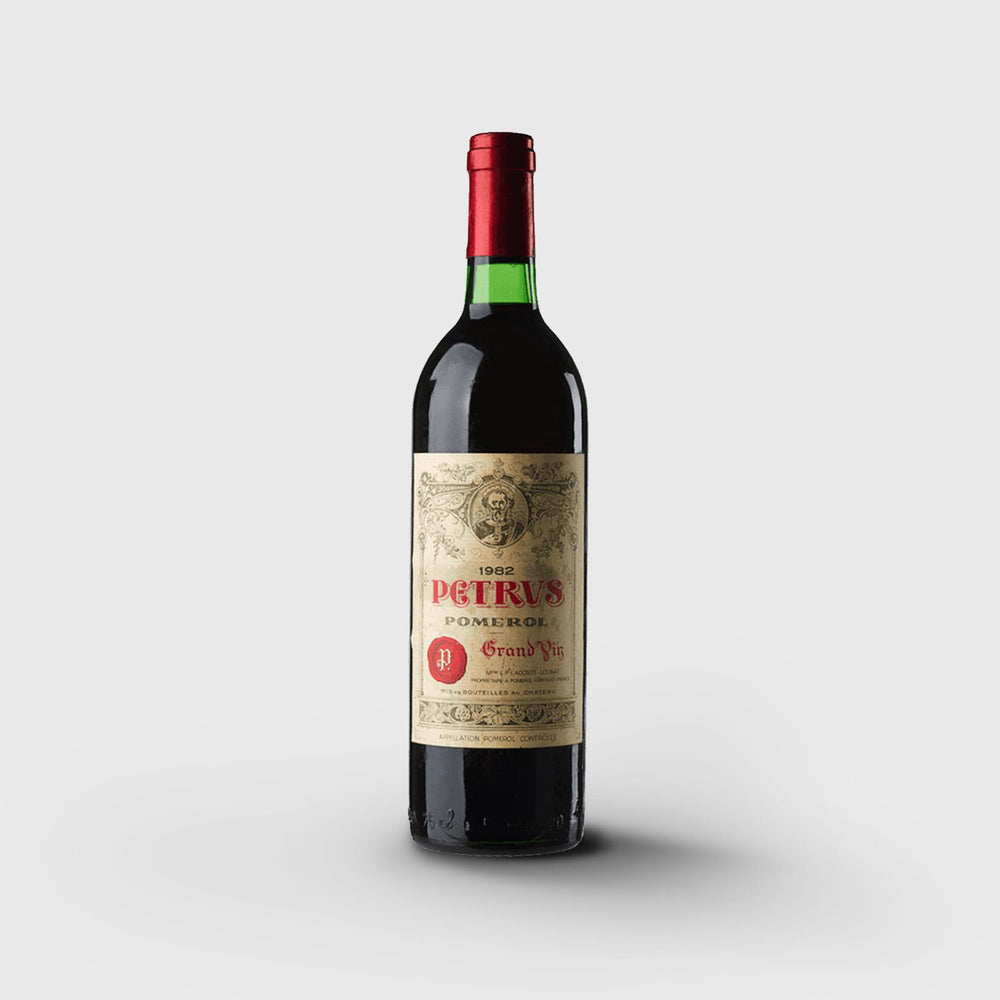 Chateau Petrus 1982 - Case of 6 Bottles (75cl)