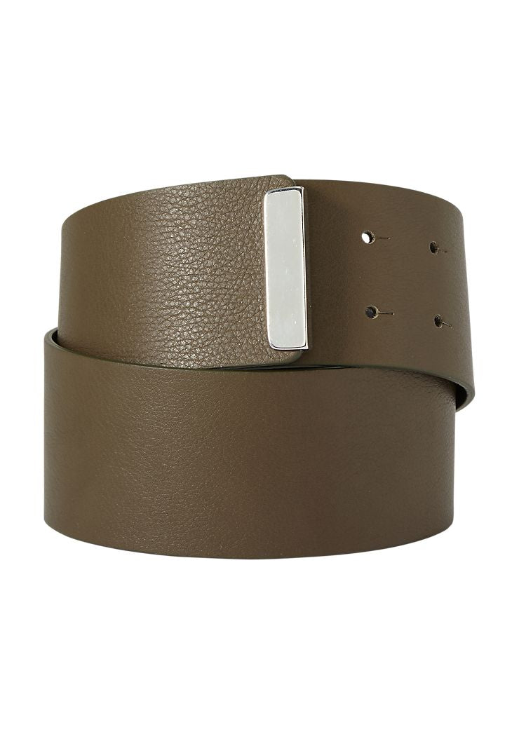 Comma kaki  belt