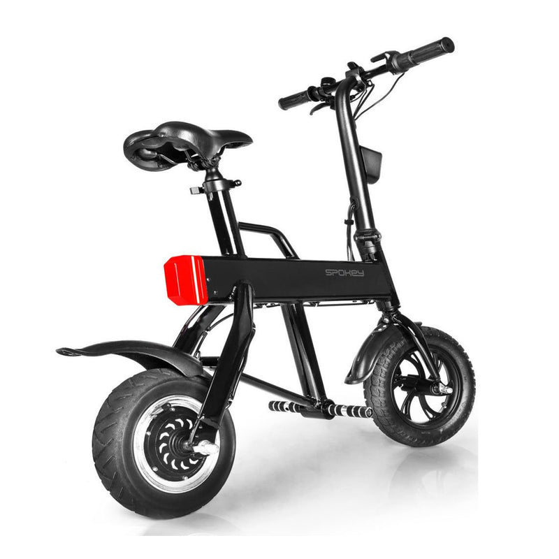 Scooter con asiento 7,8 Amp 250 watts