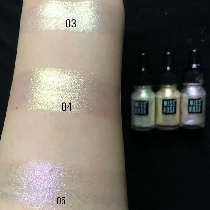 Miss rose Liquid highlighter
