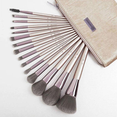 Bh cosmetics 15 brush set