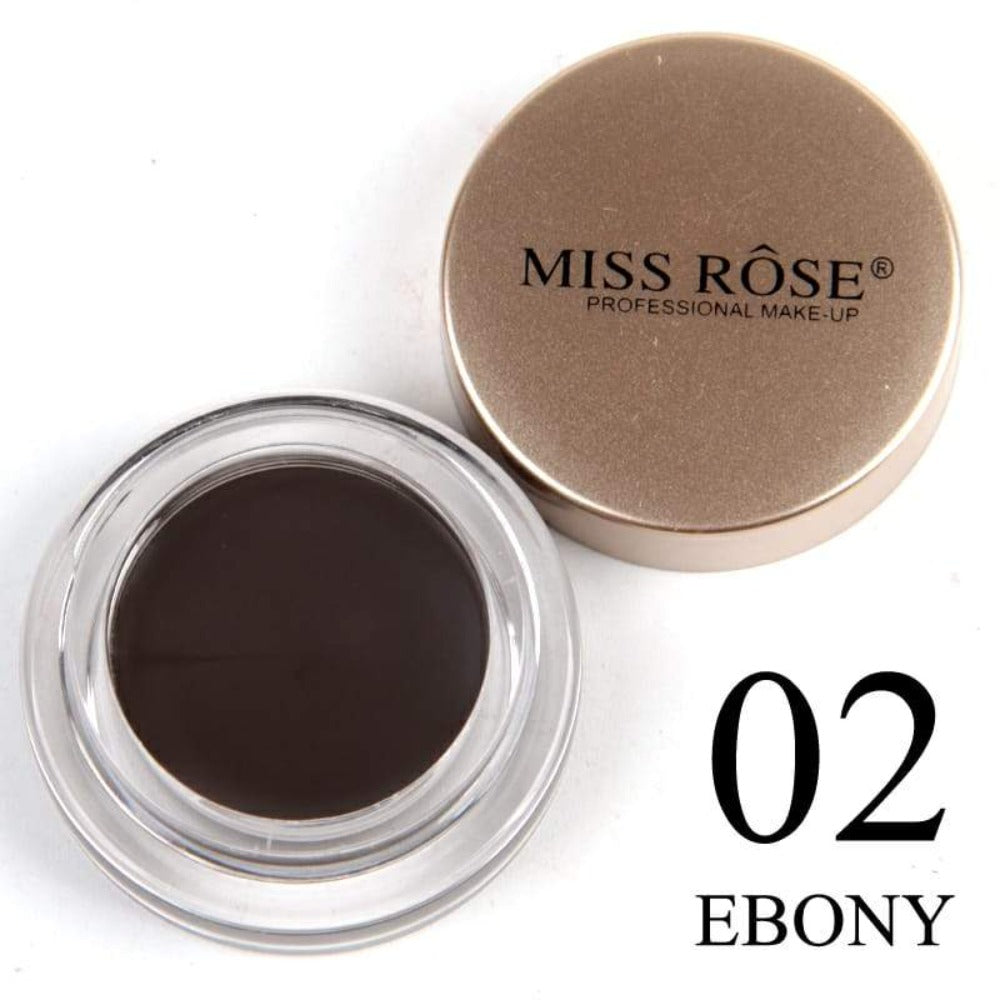 Miss Rose Eyebrow Shades Pomade