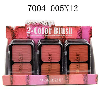 Miss rose 2 Colors Blush