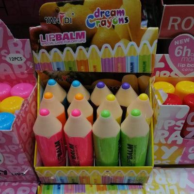 Dream Crayons lipbalm