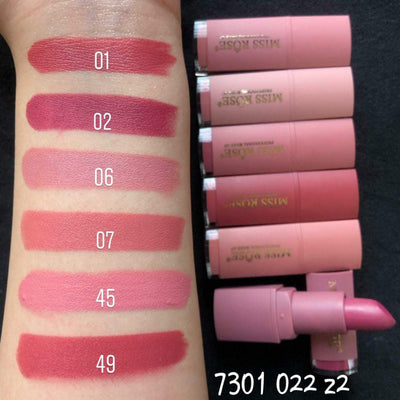 Miss rose pink lipstick(Z2)
