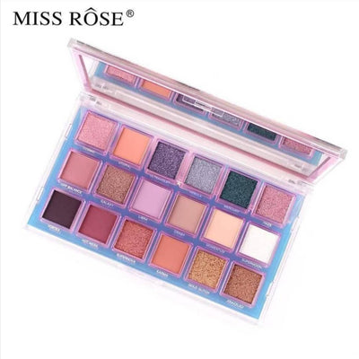Miss rose Murcury Palette