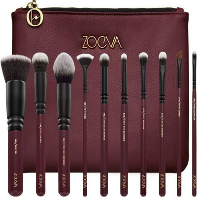 Zoeva 10 Pieces Brush Set