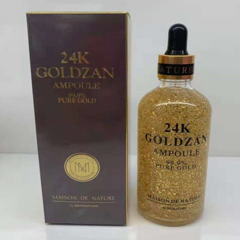 24k Goldzan Serum & Ampoule