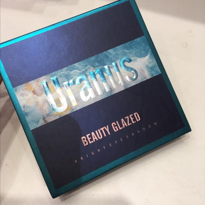 Beauty Glazed Uranus Mini Eyeshadow Palette