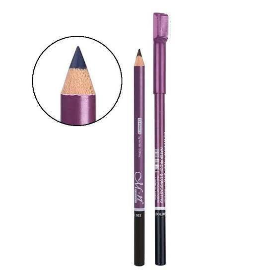 M.n Menow Eyebrow Pencil with comb cap