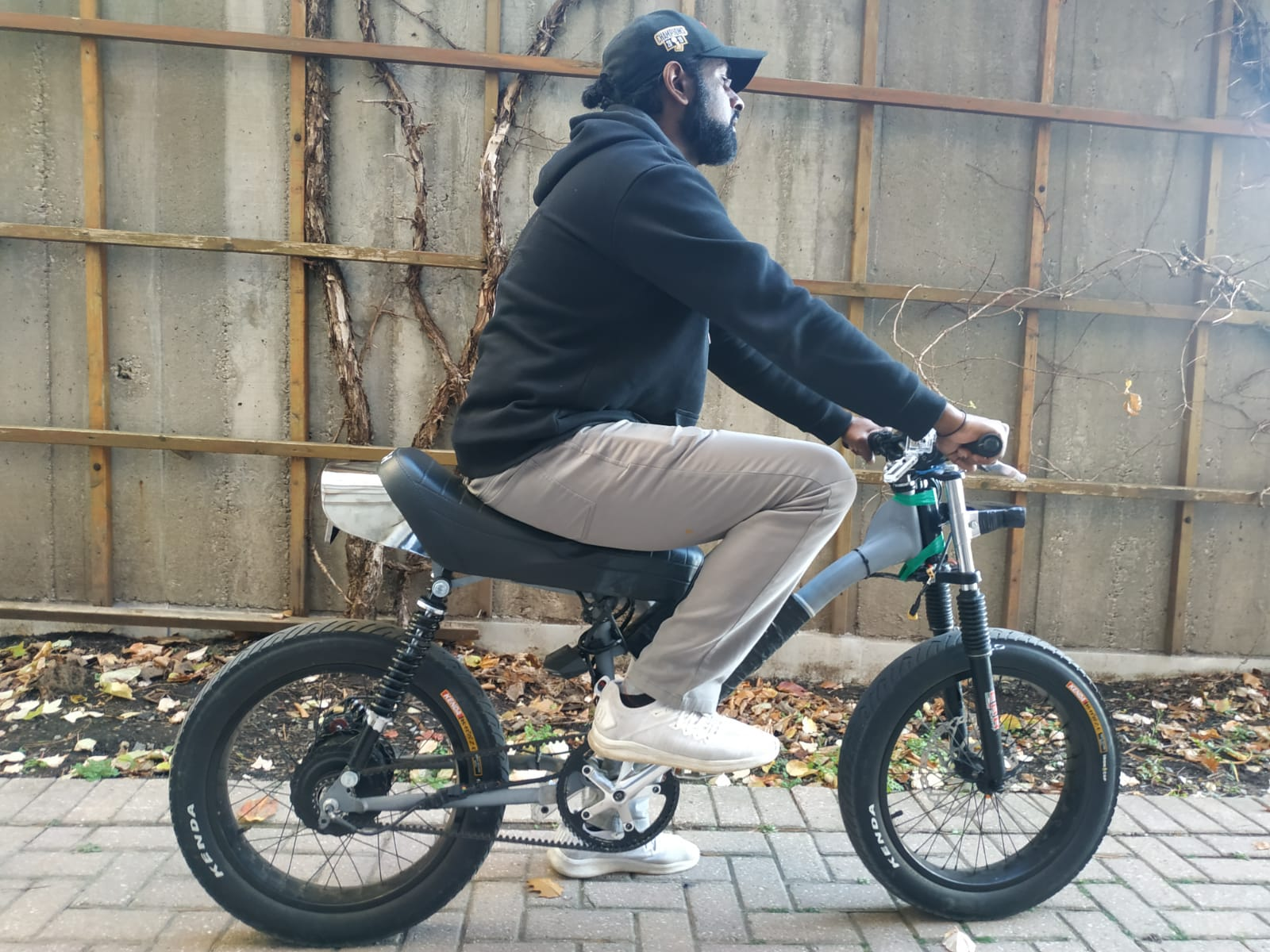 Recreation & Adventure EBIKE