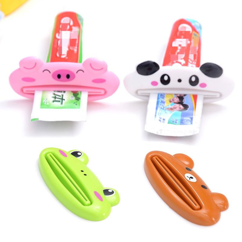 Children Animal Tooth Paste Tube Squeezer