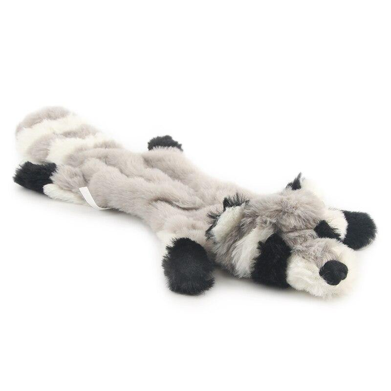 Soft Plush Animal Chew Toys