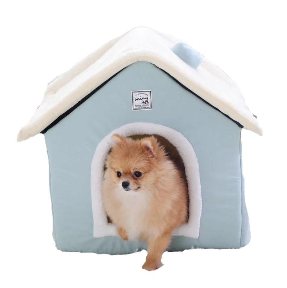 Small Dog Cave House - Love Pawz