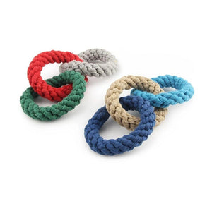 Weave Knot Triple Toy