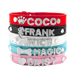 Blingaling Personalized Collar - Lovepawz