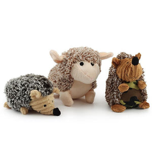 Hedgehog Plush Toys - Love Pawz