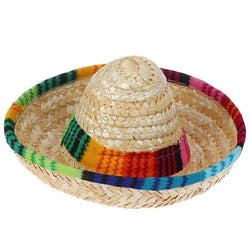 Straw Party Hat - Love Pawz