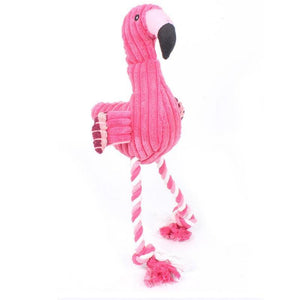 Flamingo Chew Toy - Lovepawz
