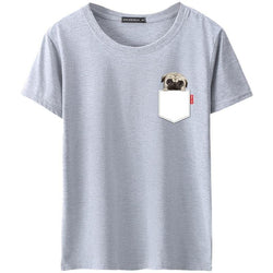 Dog In Your Pocket T-Shirt Men - Lovepawz