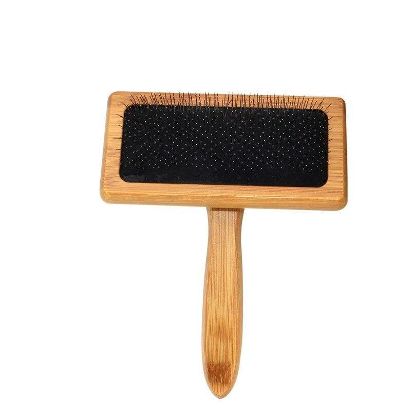 Wooden Hair Removal Comb - Love Pawz