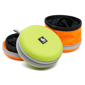 Collapsible Two Way Travel Bowl