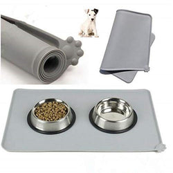 Waterproof Bowl Mat - Love Pawz