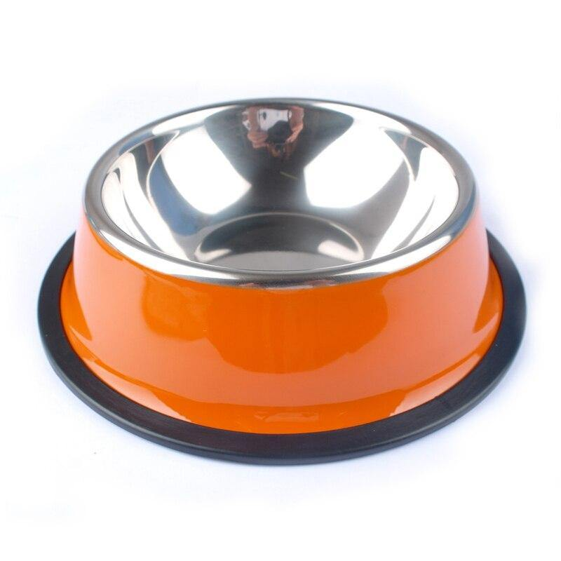Colorful Stainless Steel Bowls - Love Pawz