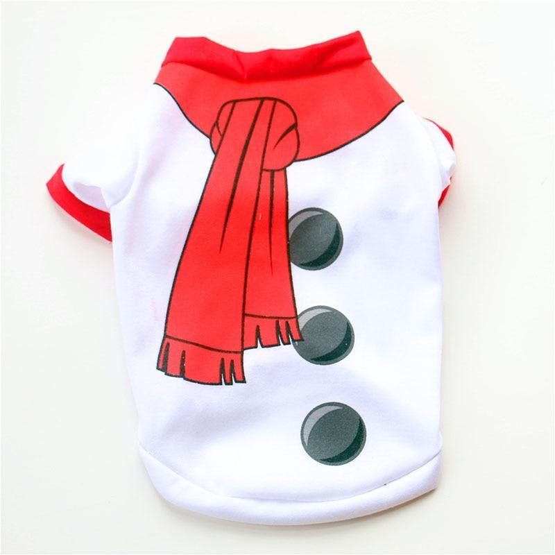 Christmas Spirit Vests - Love Pawz