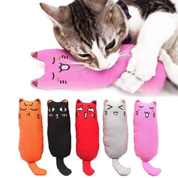 Catnip Sound Plush Toys - Lovepawz