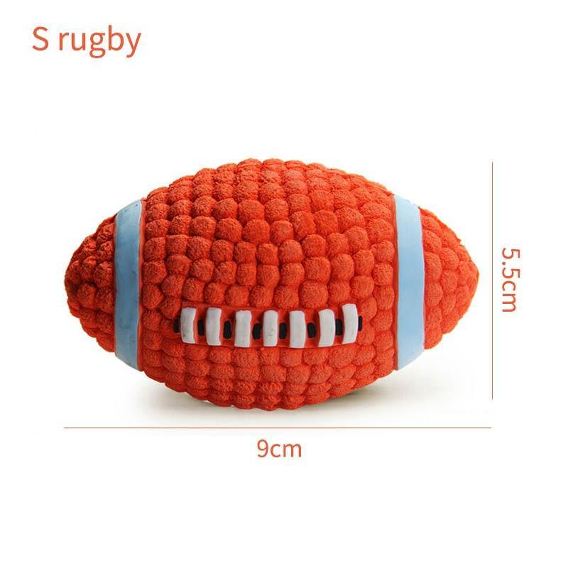 Squeak Sports Balls - Lovepawz