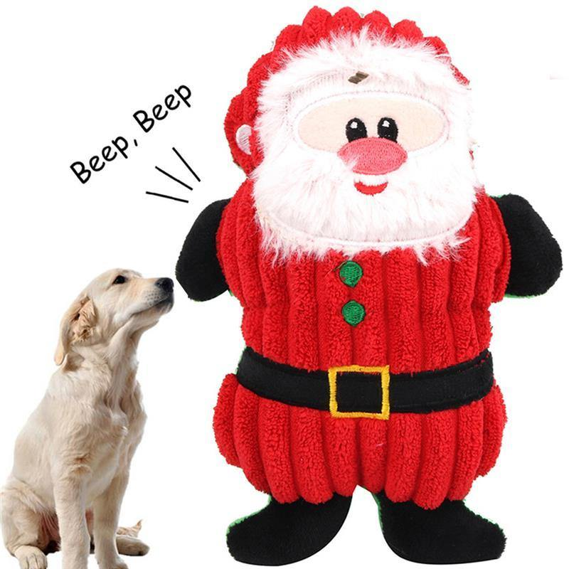 Christmas Claus Toys - Love Pawz