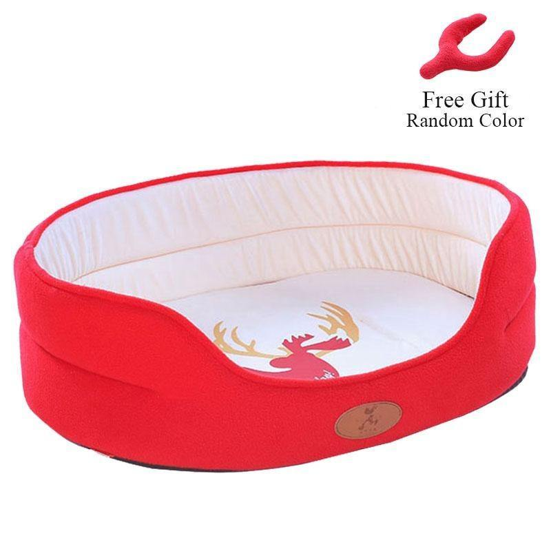 Washable Soft Bed - Love Pawz