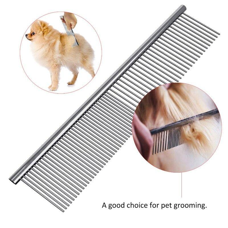 Fur Grooming Comb - Love Pawz
