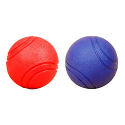 Solid Rubber Training Teeth Ball