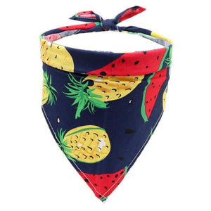 Summer Fruit Bandanas