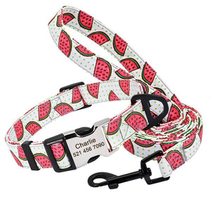 Watermelon Sugar Collar Sets