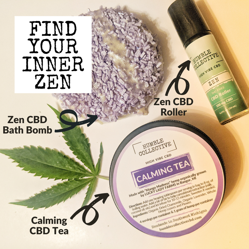 'Find Your Inner Zen' Pack