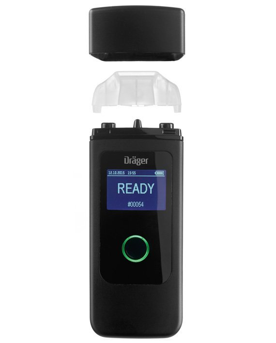 Drager Alcotest® 3820 Fuel Cell Breathalyser