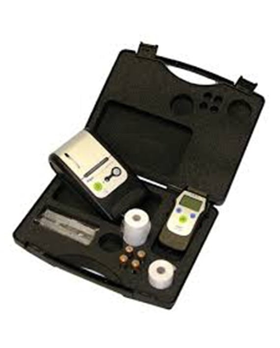 Drager Alcotest 6820 Breathalyser, Mouthpieces & Mobile Printer Bundle Pack