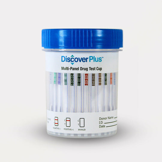Discover Plus - 12 Panel Urine Test Cup