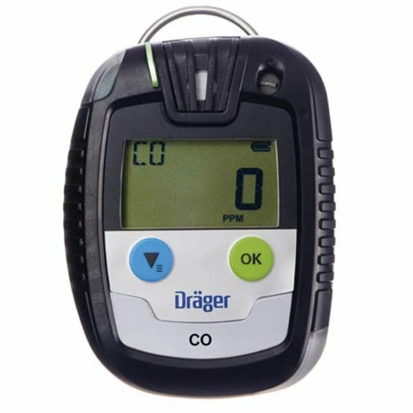 Drager Pac 6500 CO