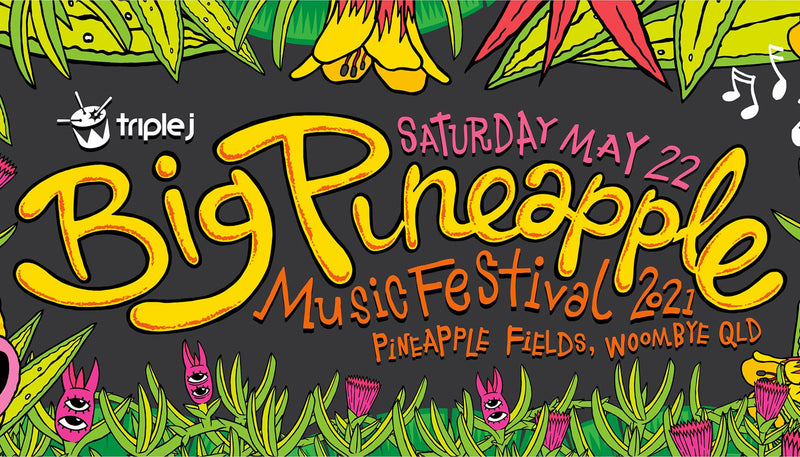 Big Pineapple Festival Volunteer Application 2021 - Secure your spot