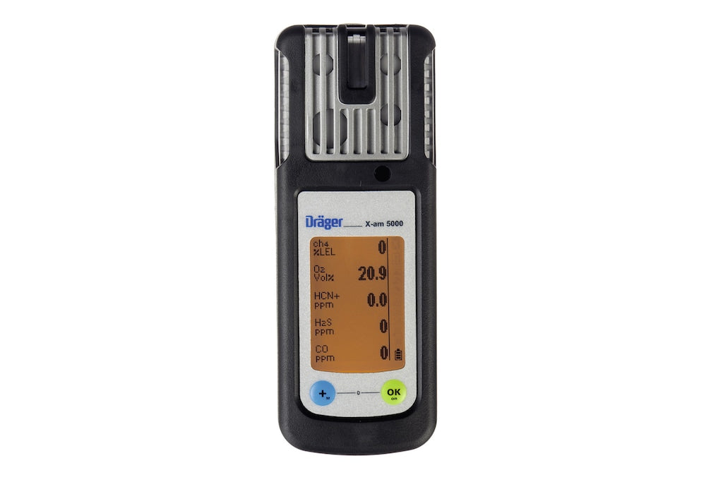 Drager X-am 5000 portable gas detector