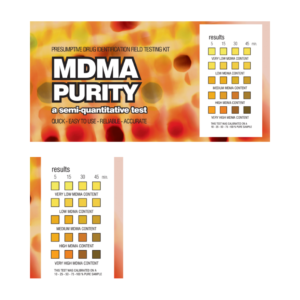 MDMA Purity - Drug Test Kit