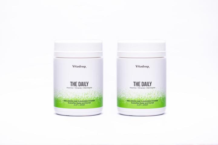 The Daily - Oral Electrolyte and Vitamin Powder Tub