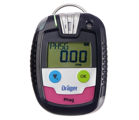 Drager Pac 8000