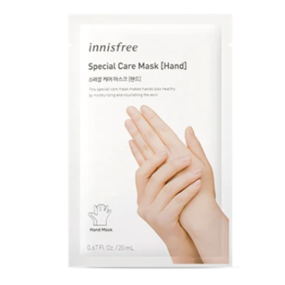 Innisfree special care mask - hand 1ea